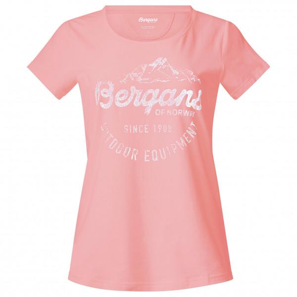 Bergans - Women's Classic Tee - Camiseta de manga corta