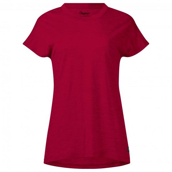 Bergans - Women's Oslo Wool Tee - T-paidat