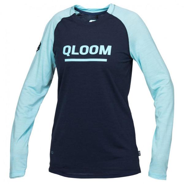 Qloom - Women's Tweedhead Jersey L/S - Sport-T-shirt