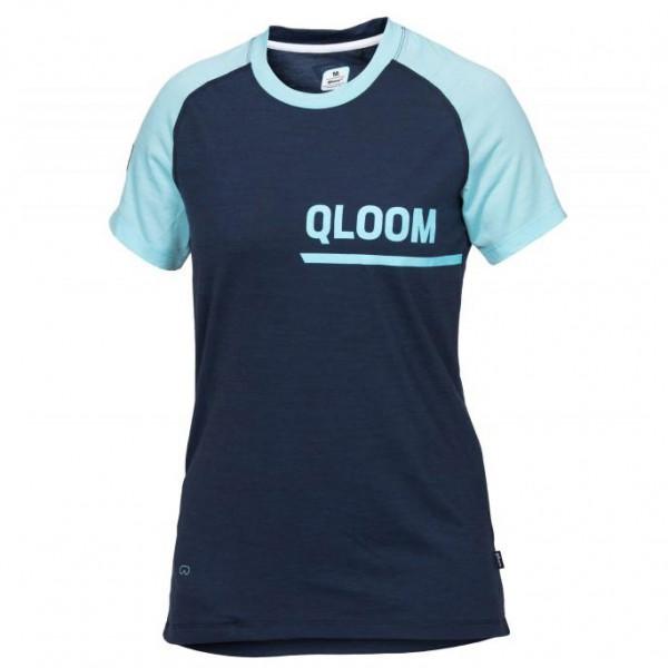 Qloom - Women's Tweedhead Jersey S/S - Sport-T-shirt