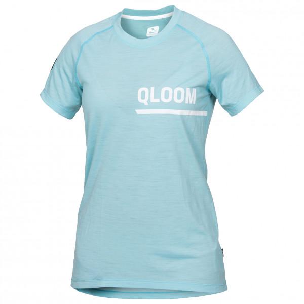 Qloom - Women's Tweedhead Jersey S/S - Tekninen paita
