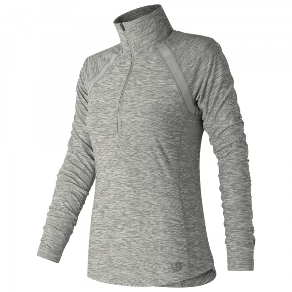 New Balance - Women's Anticipate Half Zip - Camiseta de running