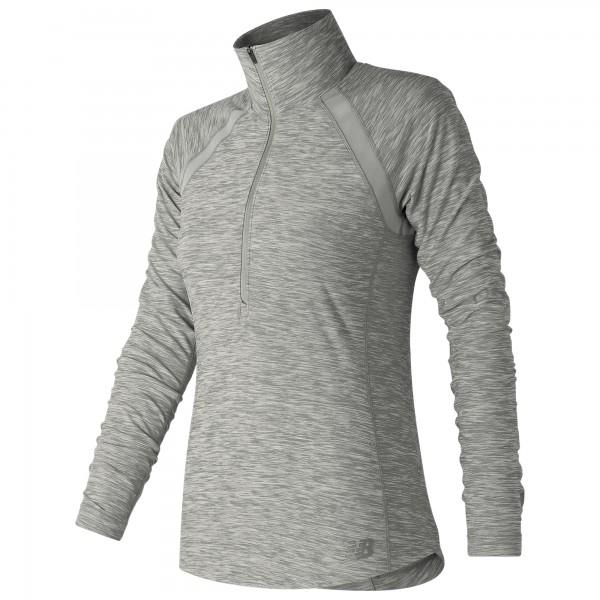 New Balance - Women's Anticipate Half Zip - Running shirt