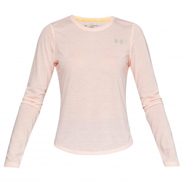Under Armour - Women's Streaker 2.0 L/S - Løbeshirt