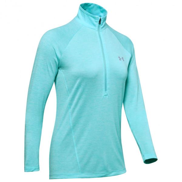 Under Armour - Women's Tech 1/2 Zip Twist - Sport shirt