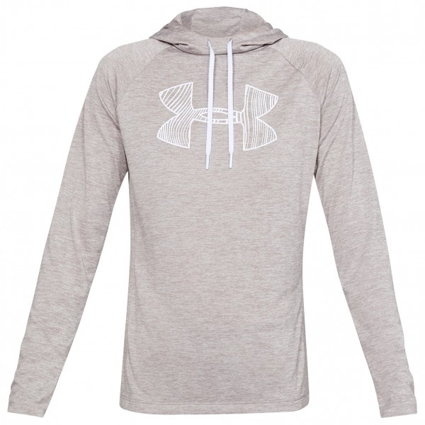 Under Armour - Women's Tech L/S Hoody 2.0 Graphic - Funktionströja