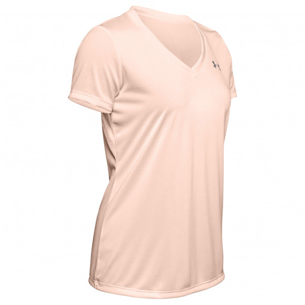 Under Armour - Women's Tech S/S V-Neck Twist - Funksjonsshirt