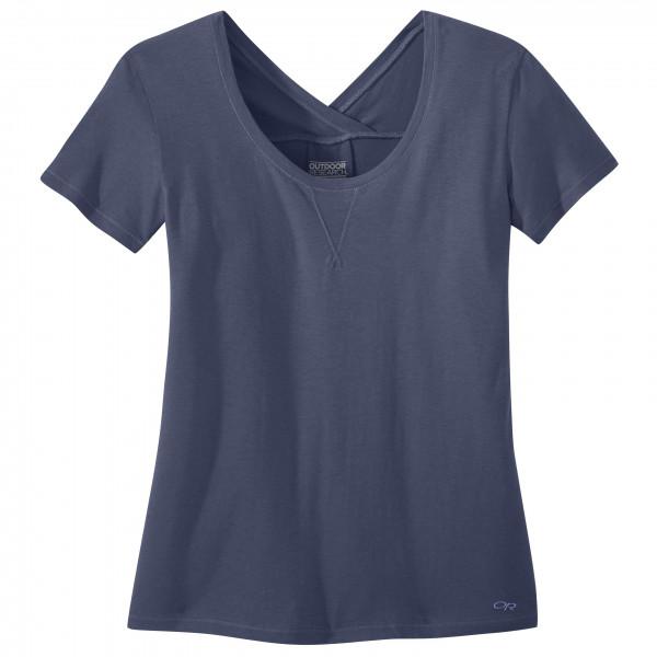 Outdoor Research - Women's Etesian S/S Tee - T-paidat