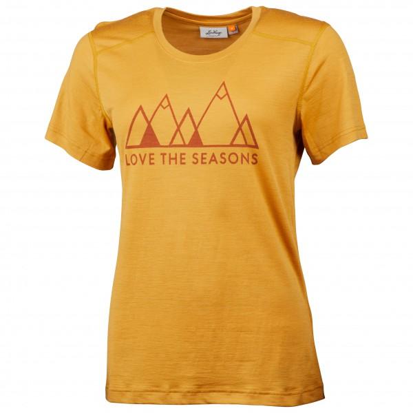 Lundhags - Women's Merino Light Fjell Tee - T-Shirt