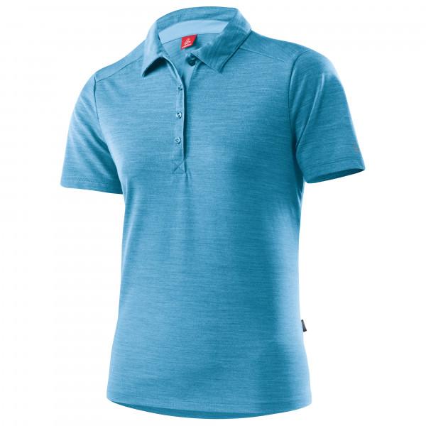 Löffler - Women's Poloshirt Merino Comfort - Sport shirt