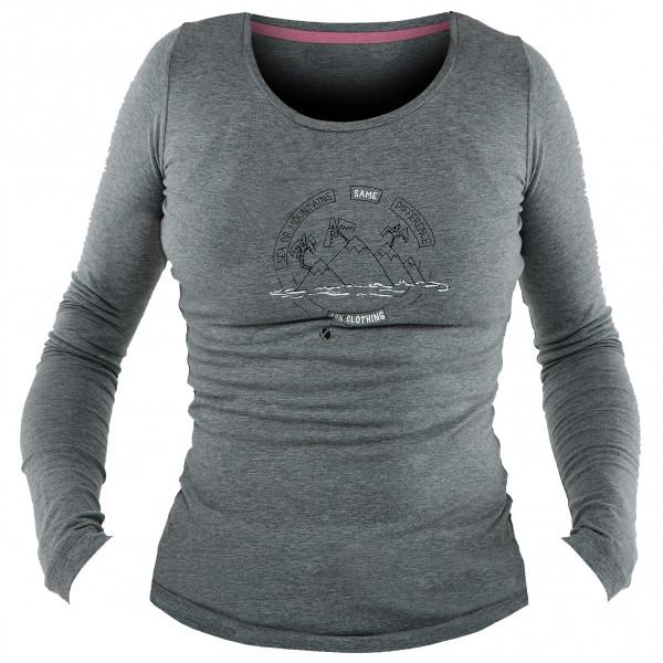 ABK - Women's Belga Tee L/S - Haut à manches longues