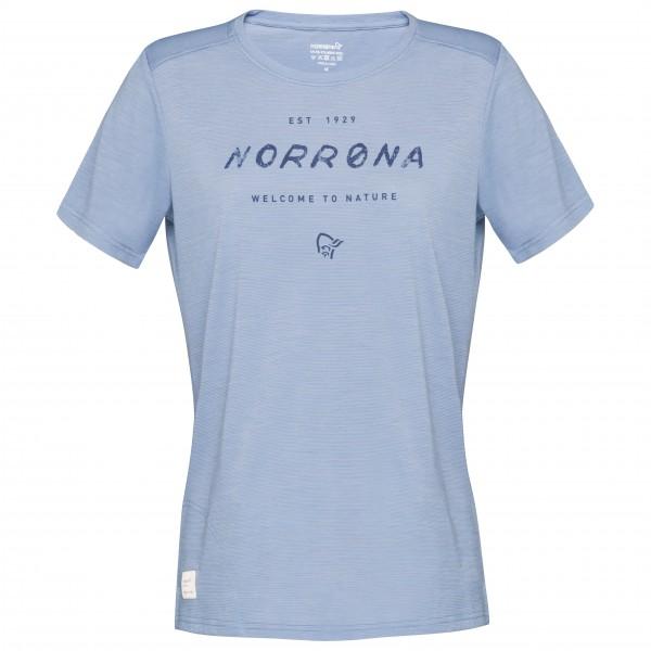 Norrøna - Women's Svalbard Wool T-Shirt