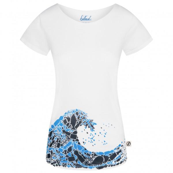 Bleed - Women's Plastic Wave T-Shirt