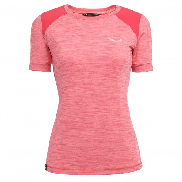 Salewa - Women's Pedroc Hybrid Dry S/S Tee - Sport-T-shirt
