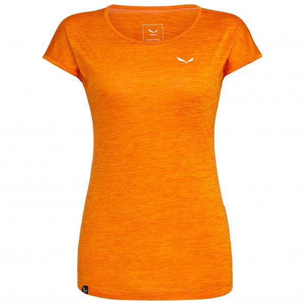 Salewa - Women's Puez Melange Dry S/S Tee - T-shirt