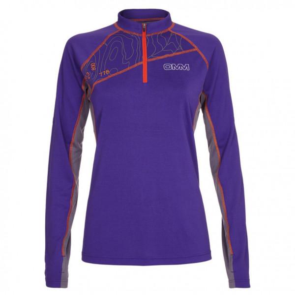 OMM - Women's Grid Tee L/S - Sport shirt