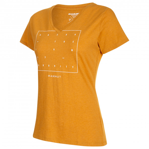 Mammut - Women's Zephira T-Shirt - T-paidat