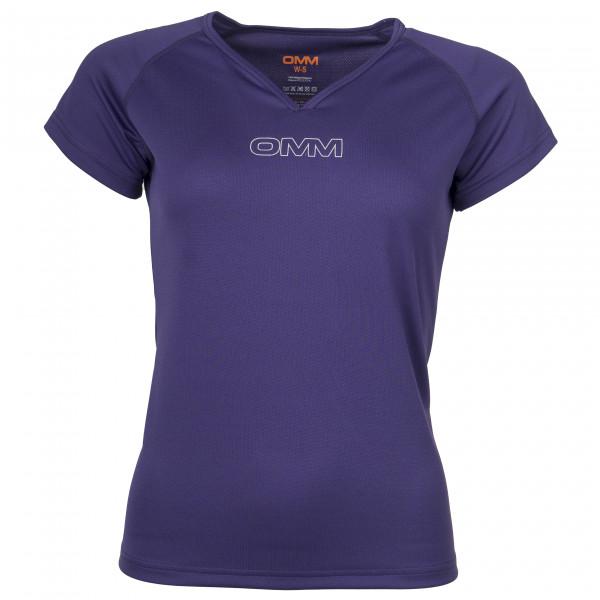 OMM - Women's Trail Tee S/S - Tekninen paita