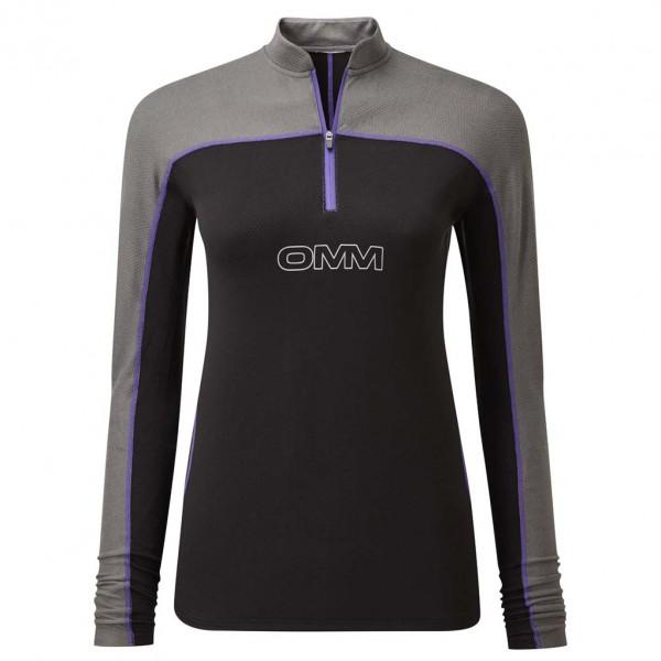 OMM - Women's Vector Zip - Sport-T-shirt