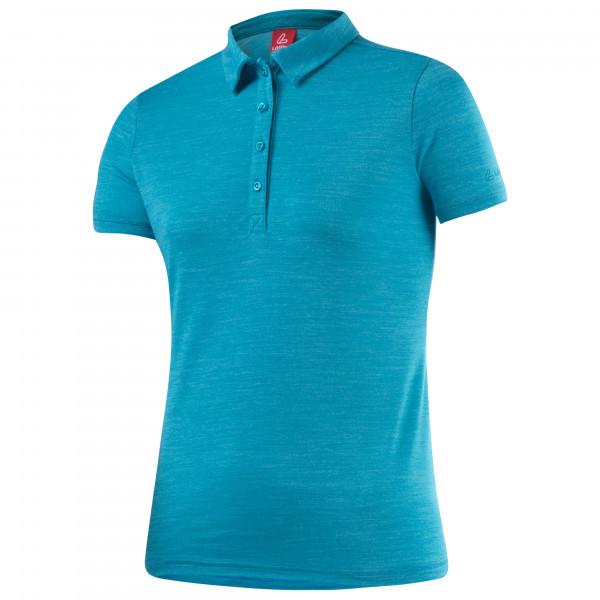 Löffler - Women's Poloshirt Merino - Poolo-paita