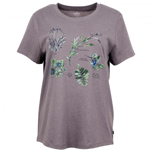 United By Blue - Women's Blossom & Berry S/S Graphic Tee - T-paidat
