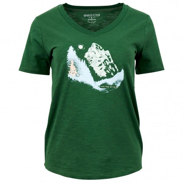 United By Blue - Women's In The Pines S/S Graphic Tee - Camiseta de manga corta