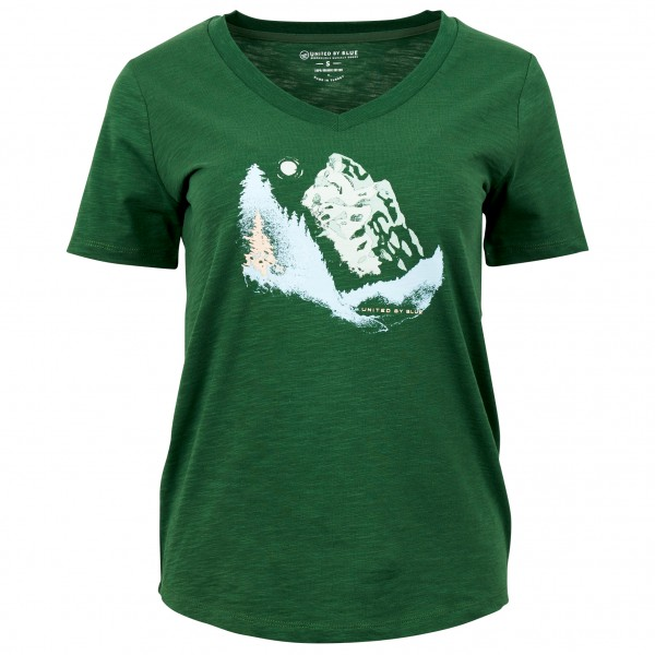 United By Blue - Women's In The Pines S/S Graphic Tee - T-shirt