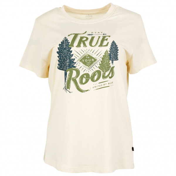 United By Blue - Women's Stay True S/S Graphic Tee - T-shirt