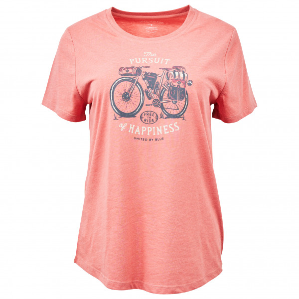 United By Blue - Women's Free To Ride S/S 55/45 Graphic Tee - T-shirt