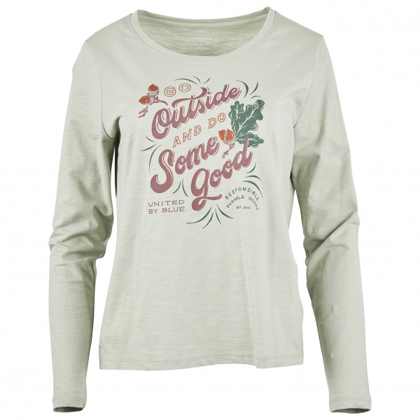 United By Blue - Women's Go Outside L/S Graphic Tee - Haut à manches longues