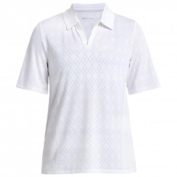 Röhnisch - Women's Argyle Poloshirt - Polo-Shirt