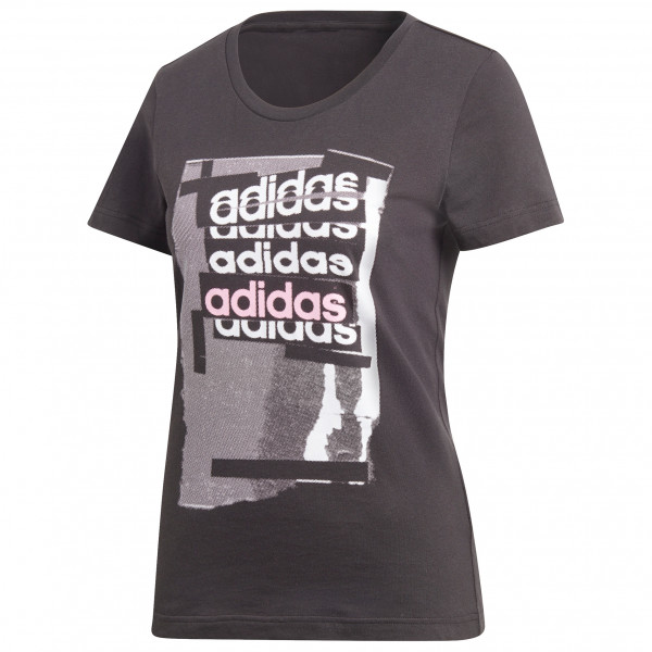 adidas - Women's Linear Tee I - Camiseta funcional