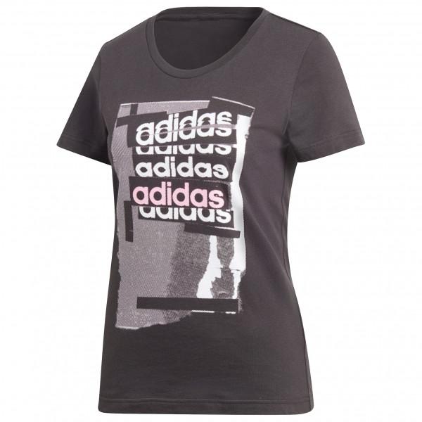 adidas - Women's Linear Tee I - Funktionströja