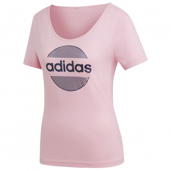 adidas - Women's Linear Tee II - Tekninen paita