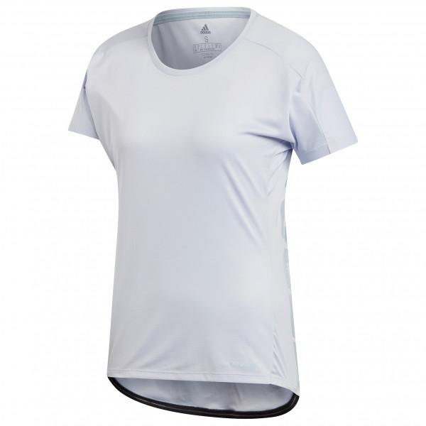 adidas - Women's TrailX Tee - Tekninen paita
