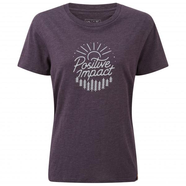 tentree - Women's Positive Impact S/S Tee - T-shirt