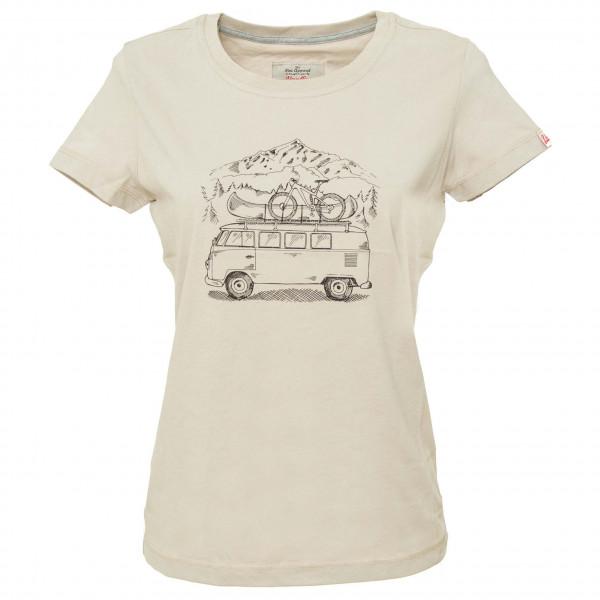 Van One - Women's Zugspitze VW Bulli T-Shirt