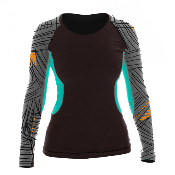 3RD Rock - Women's Delta Baselayer - Longsleeve