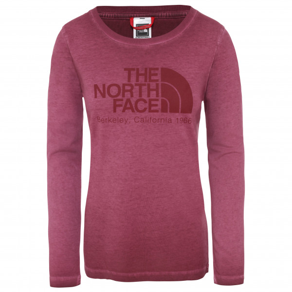 The North Face - Women's L/S Washed Berkeley Tee - Longsleeve