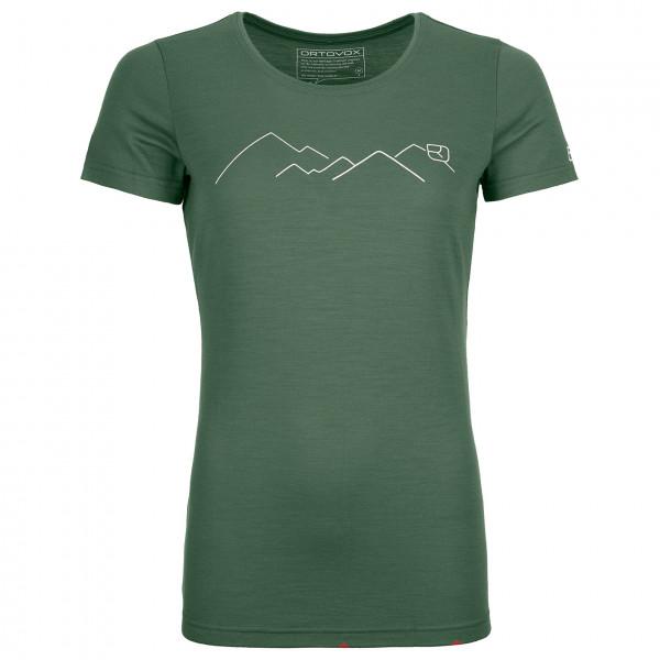 Ortovox - Women's 185 Merino Mountain T-Shirt - T-shirt