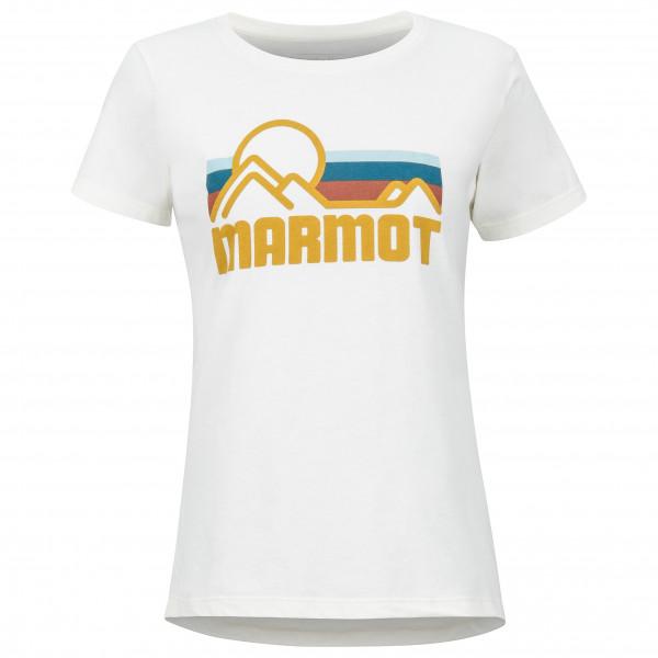 Marmot - Women's Coastal Tee S/S - T-shirt