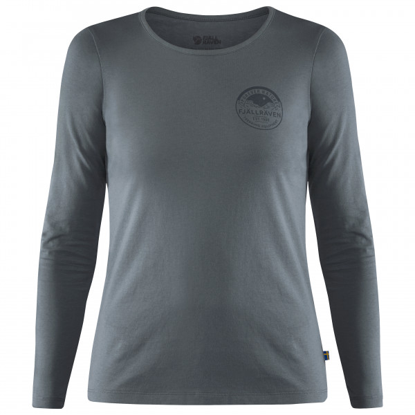 Fjällräven - Women's Forever Nature Badge L/S T-Shirt