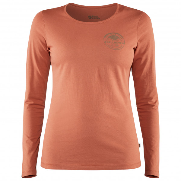 Fjällräven - Women's Forever Nature Badge L/S T-Shirt