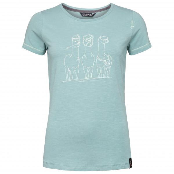 Chillaz - Women's Gandia Alpaca Gang - T-Shirt