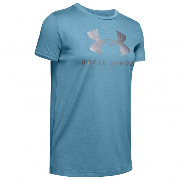 Under Armour - Women's Graphic Sportstyle Classic Crew - Funktionströja