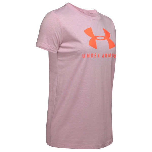 Under Armour - Women's Graphic Sportstyle Classic Crew - Sport shirt