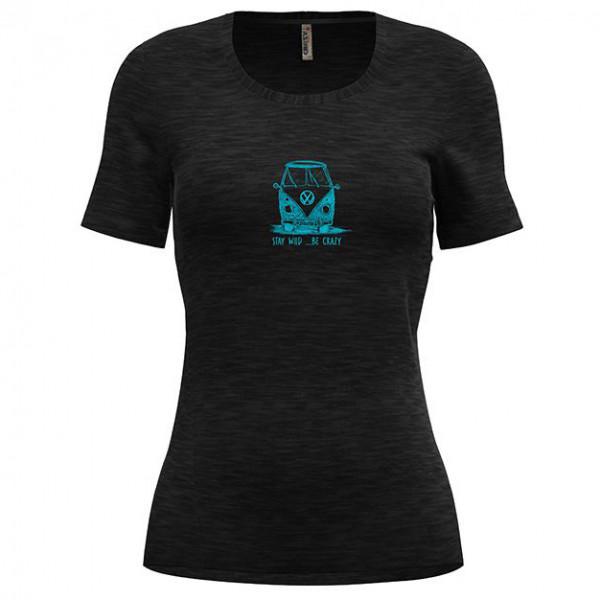 Crazy Idea - After Woman - T-shirt