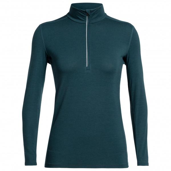 Icebreaker - Women's Vultaic L/S Half Zip - Sport-T-shirt