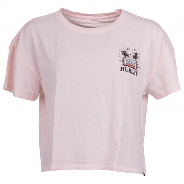 Hurley - Women's Sun Stripes Flouncy Tee - T-paidat