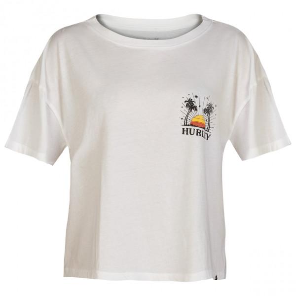Hurley - Women's Sun Stripes Flouncy Tee - T-shirt